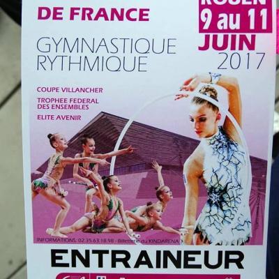 CHPT DE FRANCE GR - ROUEN 2017