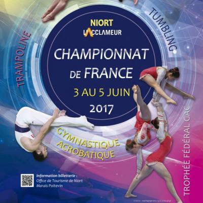 CHPT DE FRANCE GAC - NIORT 2017
