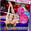 Chpt de France individuels GR - Chambéry